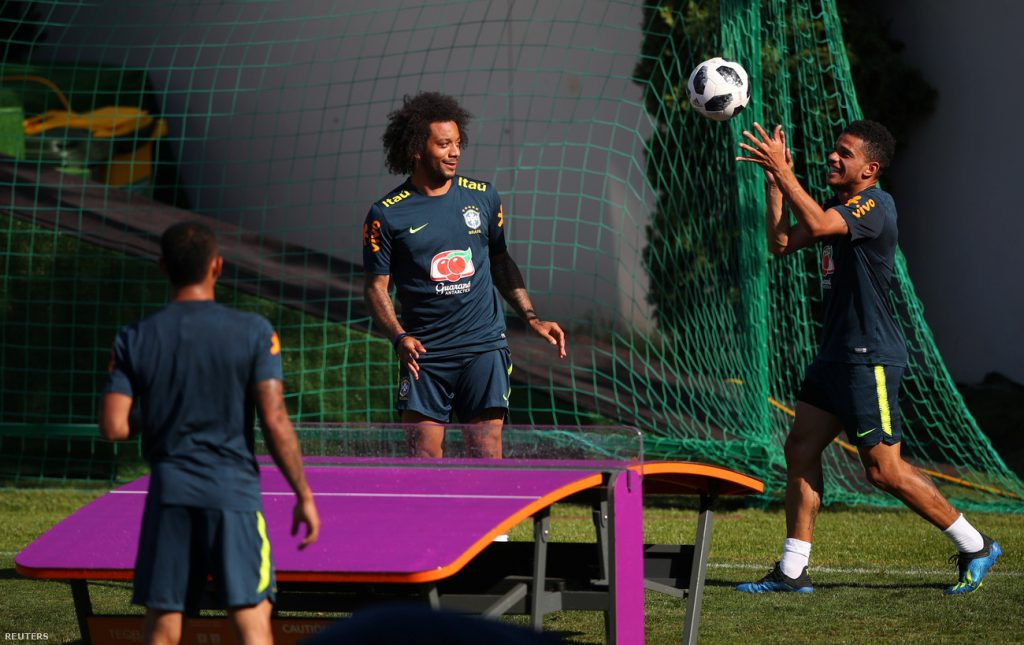 Teqball: The Hungarian, Football-Ping Pong Hybrid Sweeping the World Cup post's picture