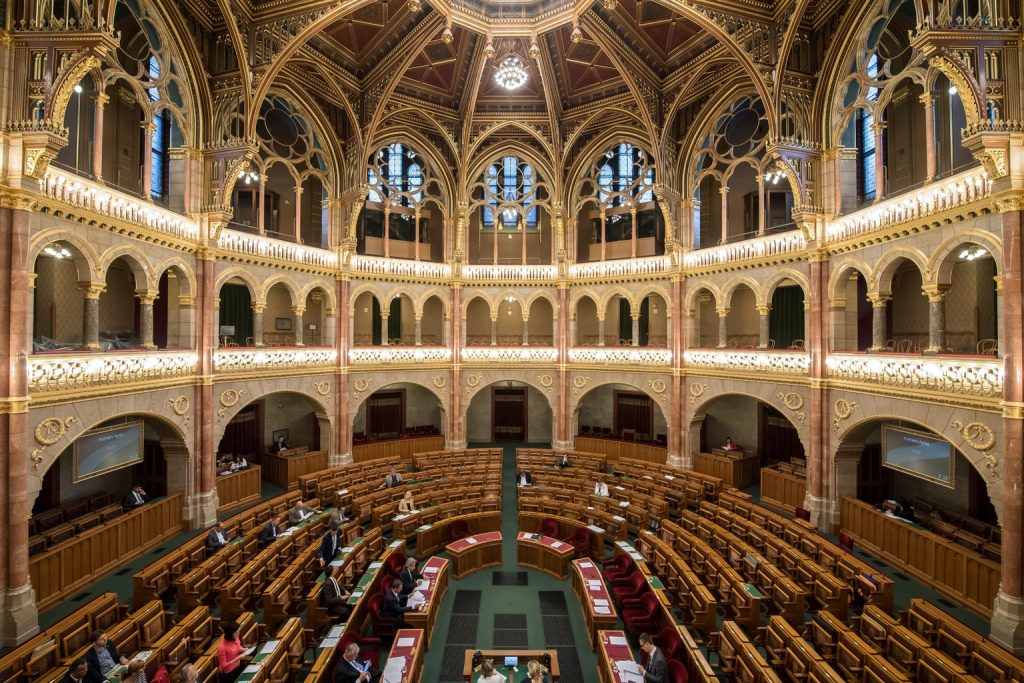 Parliament to Debate Budget, Tax Bill post's picture