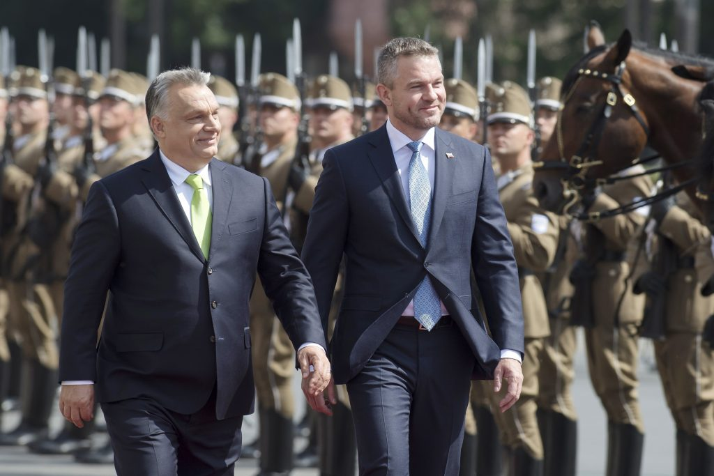 Orbán: Hungary, Slovakia 'Successful Nations' post's picture