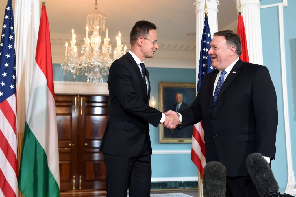 US Secretary of State Mike Pompeo's Visit to Hungary Confirmed post's picture