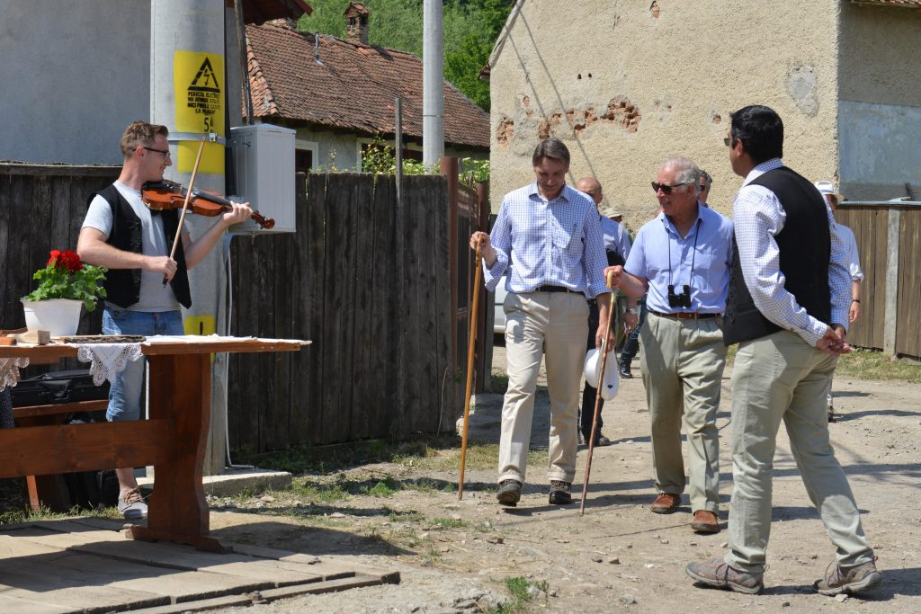Prince Charles Is Still in Love with Transylvania