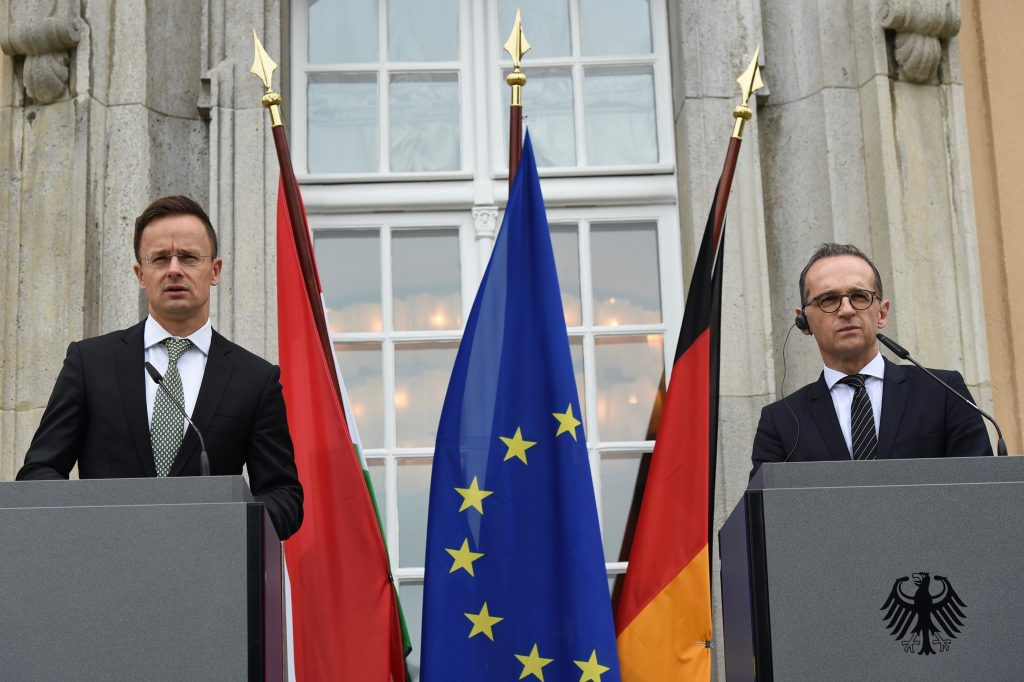 Szijjártó in Berlin: Cooperation with Germany Needs Constant Improvement post's picture