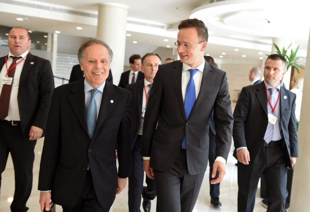 Szijjártó: Hungary Welcomes 'Italy's Commitment to Restoring Europe's Security' post's picture
