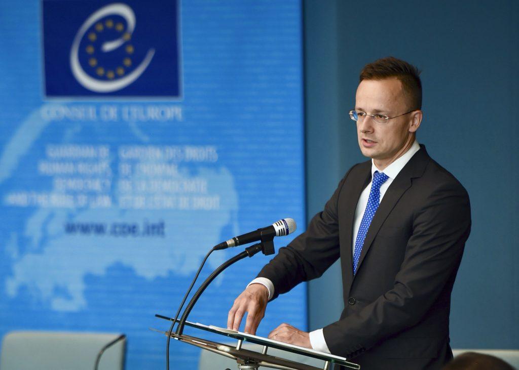 Péter Szijjártó: Govt appreciates Czech PM standing up for Hungary post's picture