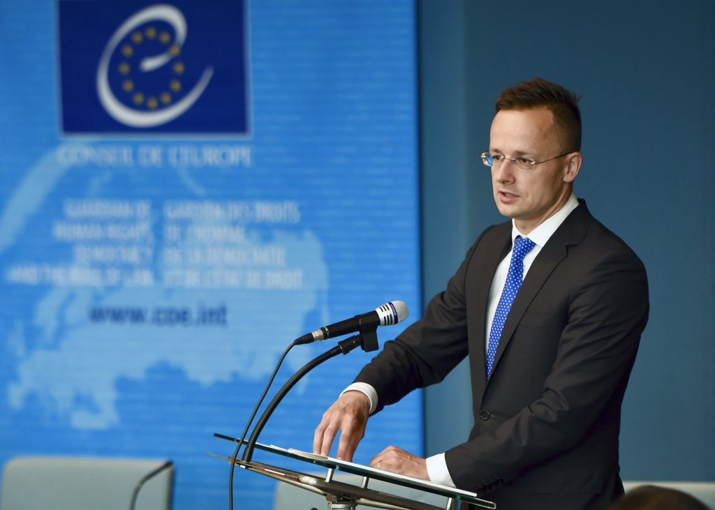 Péter Szijjártó: Govt appreciates Czech PM standing up for Hungary post's picture