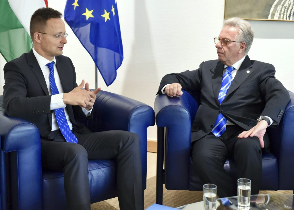 Szijjártó Calls on Coe to Take Issue of Protecting European Minorities Seriously post's picture