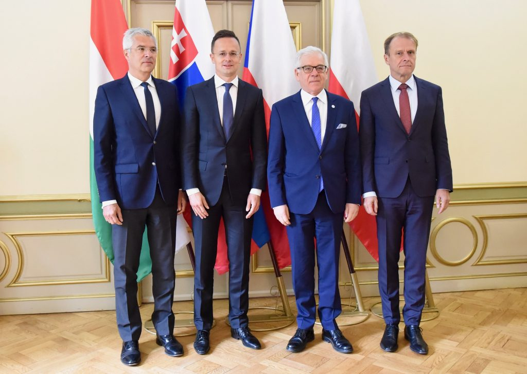 V4-Austria Summit to Be Held in Budapest post's picture