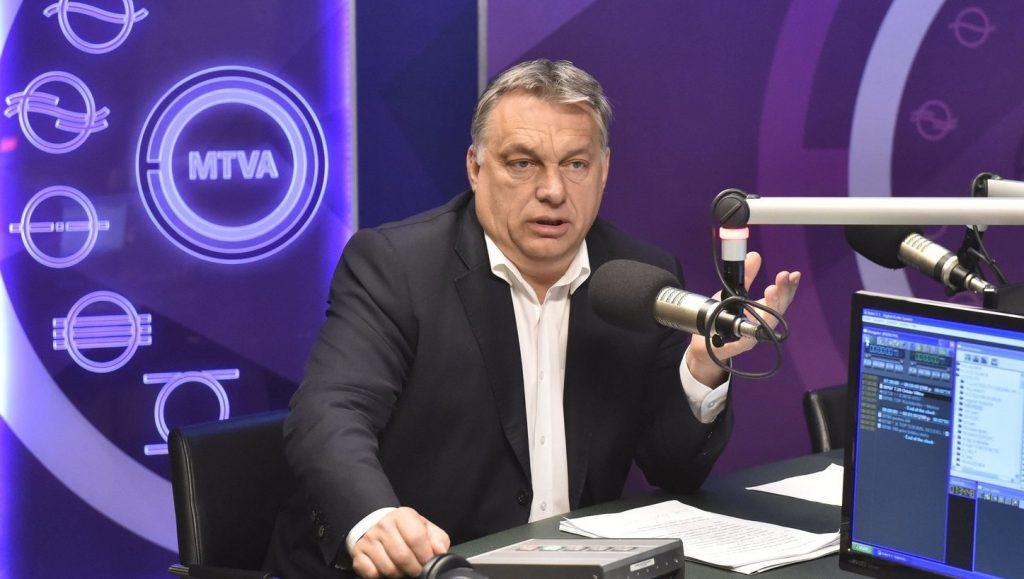 Orbán: Population Transfer in Europe Serves Speculators post's picture