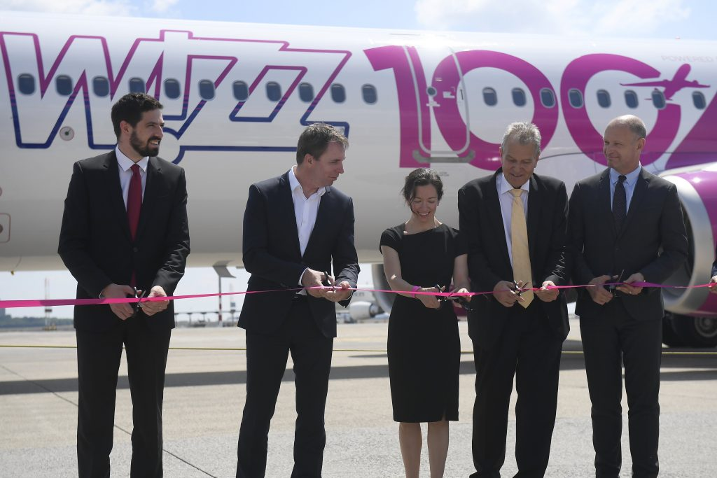 Wizz Air Fleet Reaches 100 Aircraft post's picture