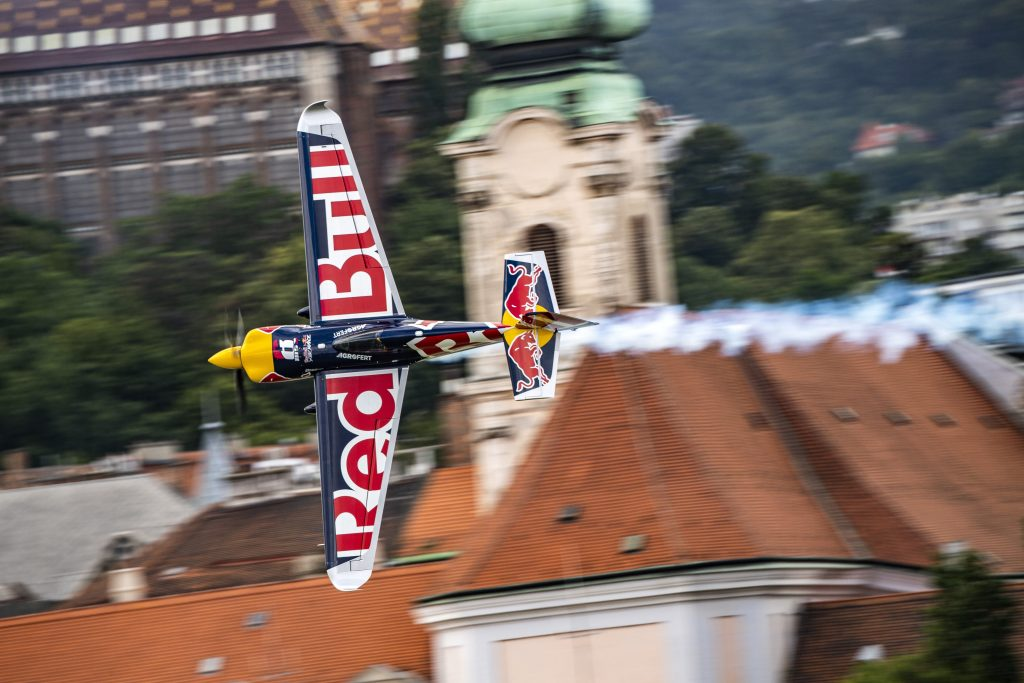 Budapest Thwarts Contested Red Bull Air Race post's picture