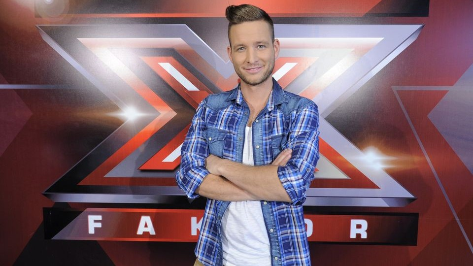Hungarian TV Star Bence Istenes Set to Host German X Factor post's picture