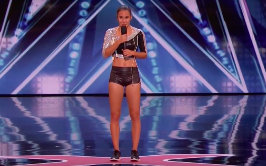 Hungarian Jump Roper Dazzles Judges of America's Got Talent post's picture