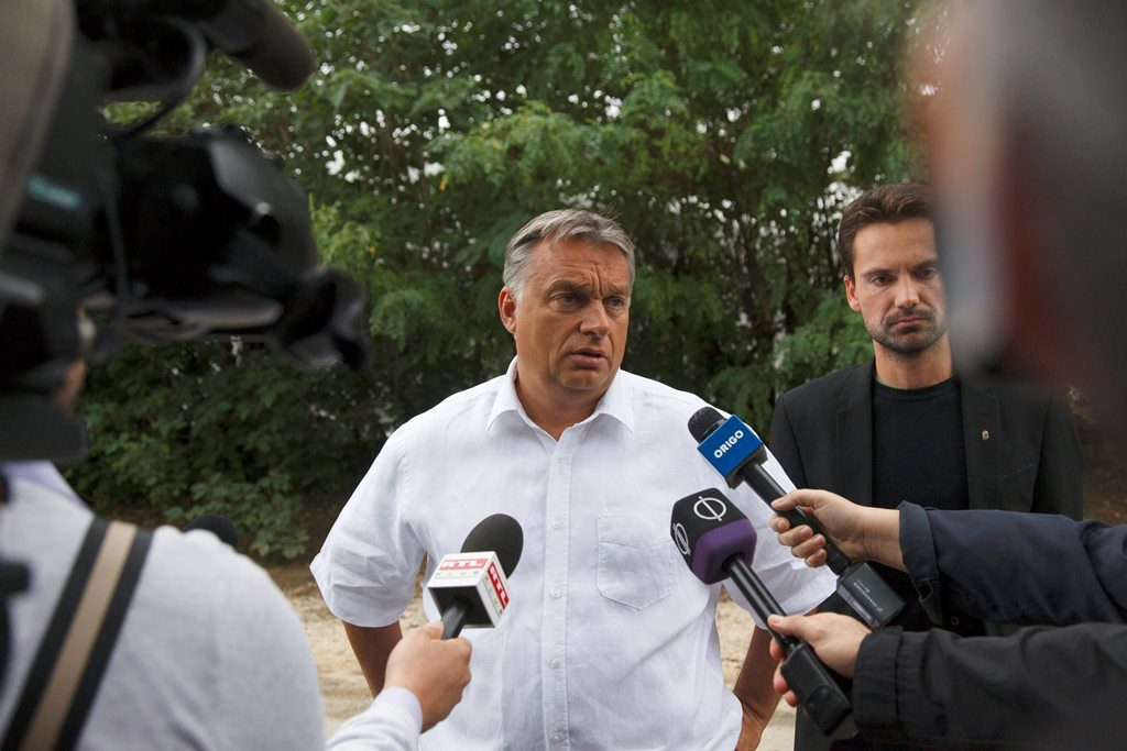 Orbán: Struggle Between Values, Cultures Taking Place in Europe post's picture