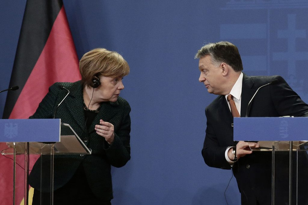 Merkel Invites Orbán to Berlin post's picture