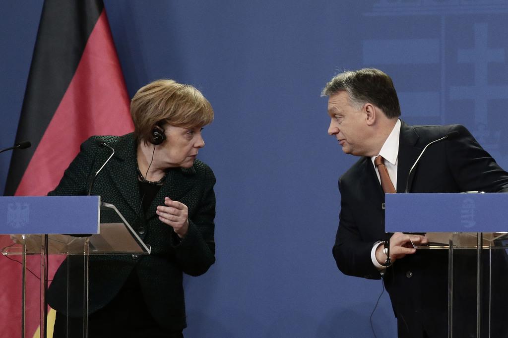 Merkel Invites Orbán to Berlin post's picture