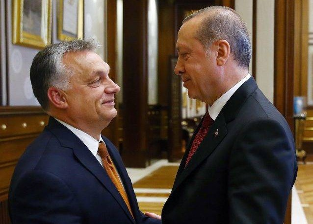 Erdogan Visits Hungary Mon-Tue post's picture