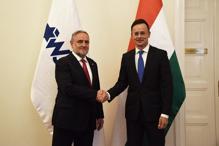 Szijjártó: Hungary Considers Israel Strategic Partner post's picture