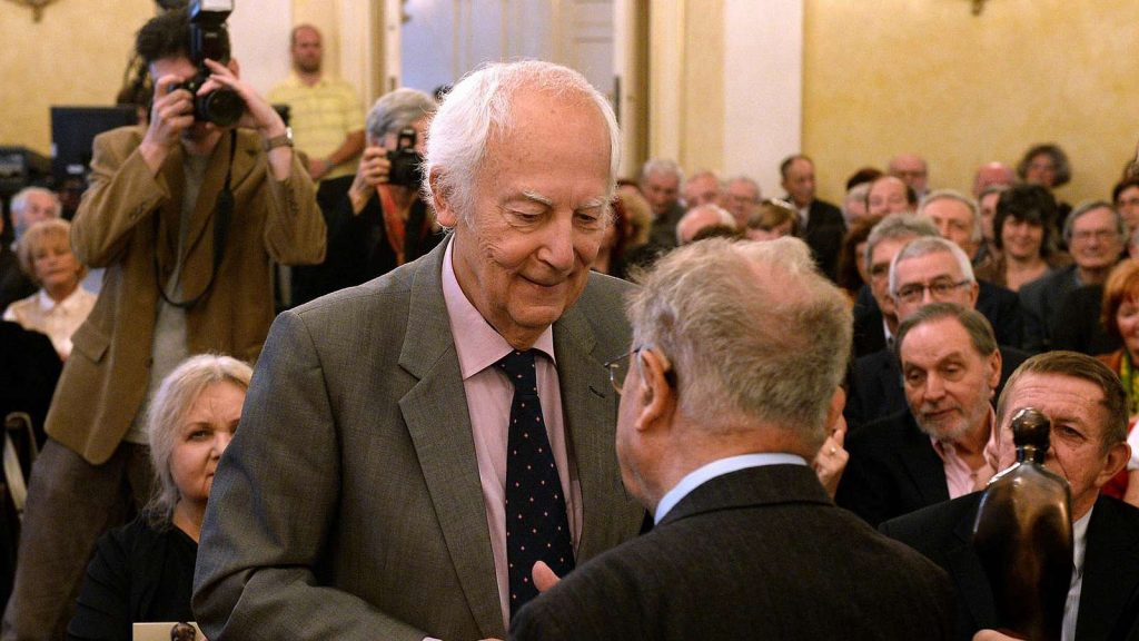 World-Renowned Academic Frigyes Solymosi Dies at Age 87 post's picture