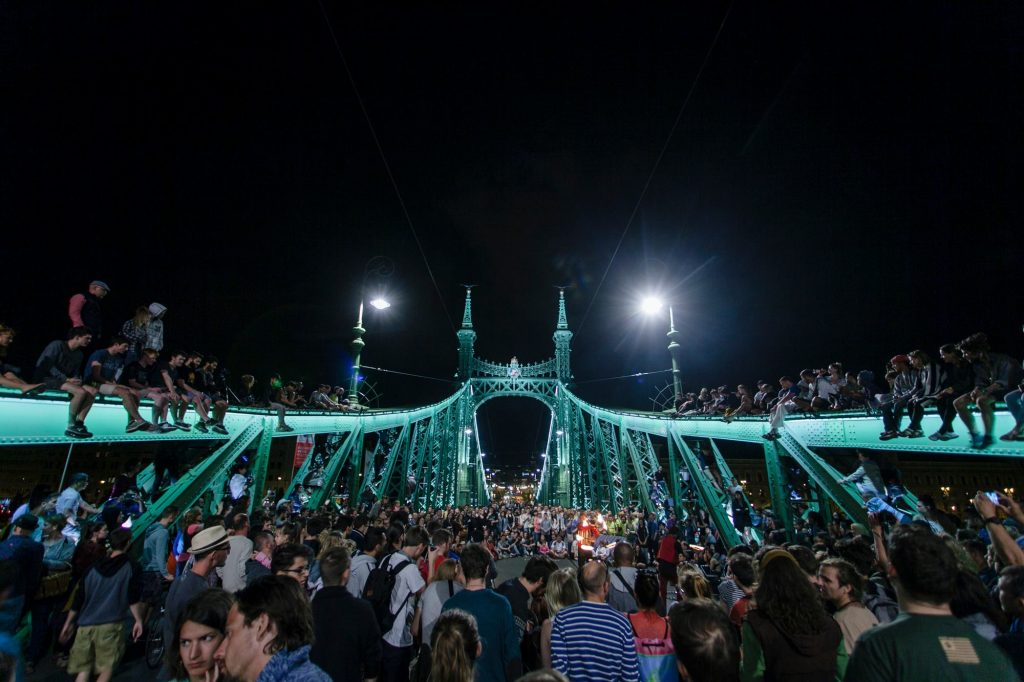 Budapest's Liberty Bridge Will Close on Weekends Again post's picture
