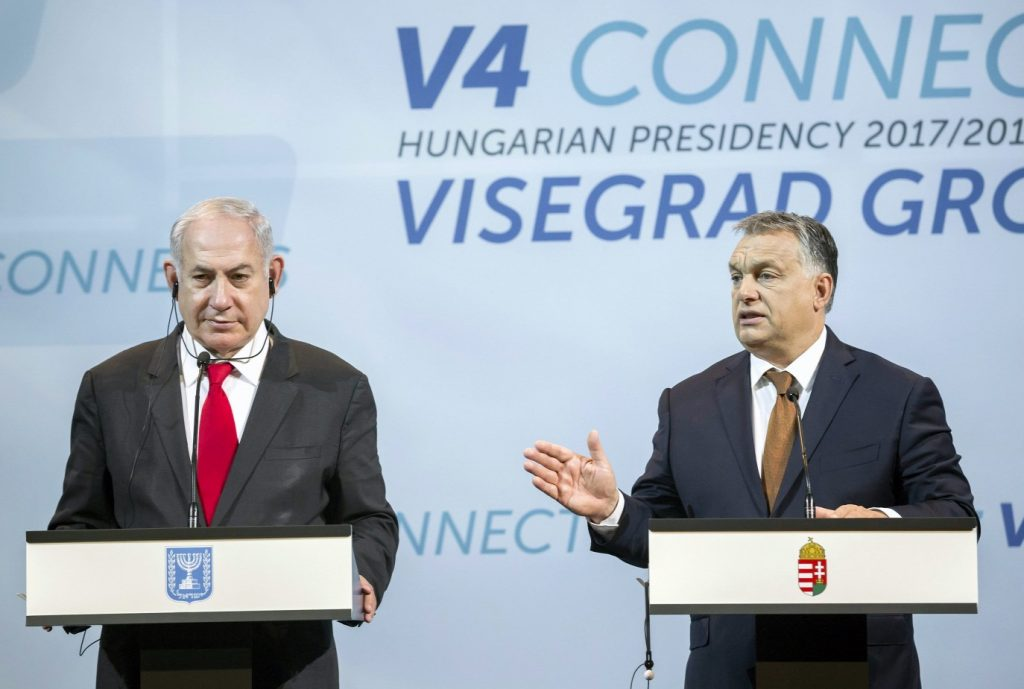 Orbán Starts 2-Day Official Visit to Israel on Wednesday post's picture