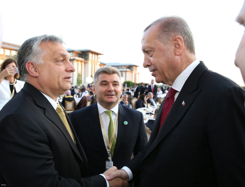 Orbán Actively Reinforces Strong Ties with Leaders of the Berlin-Istanbul-Moscow Triangle post's picture