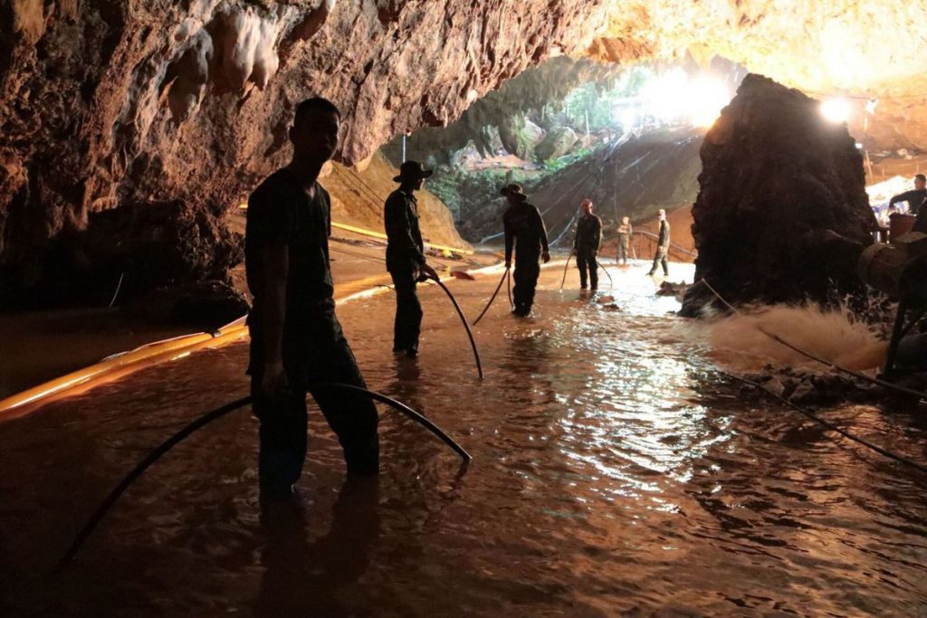 Hungary Offers Help with Thailand Cave Rescue post's picture