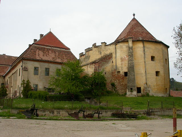 Apafi Castle