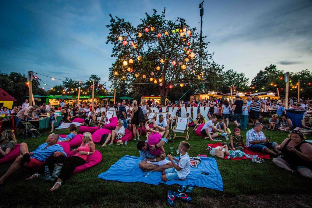 Paloznak Jazz Picnic 2018: 'Picnicking is Encouraged!' post's picture