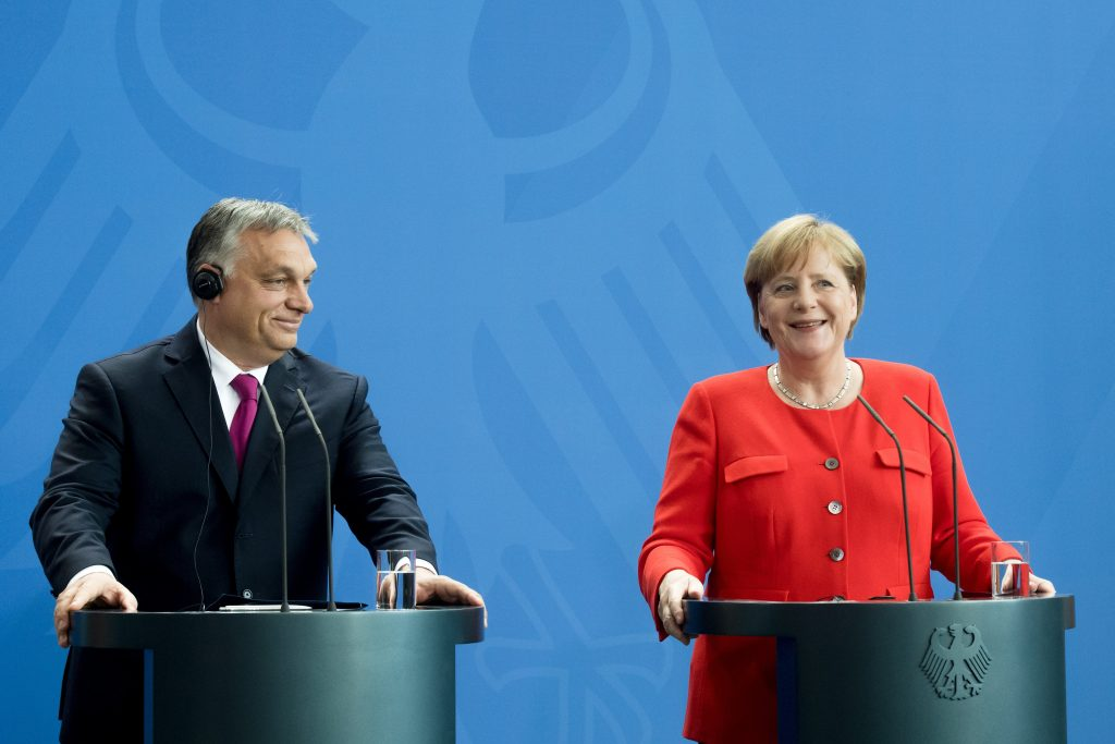 Orbán: Hungary Helps Germany by Stopping Illegal Migration post's picture