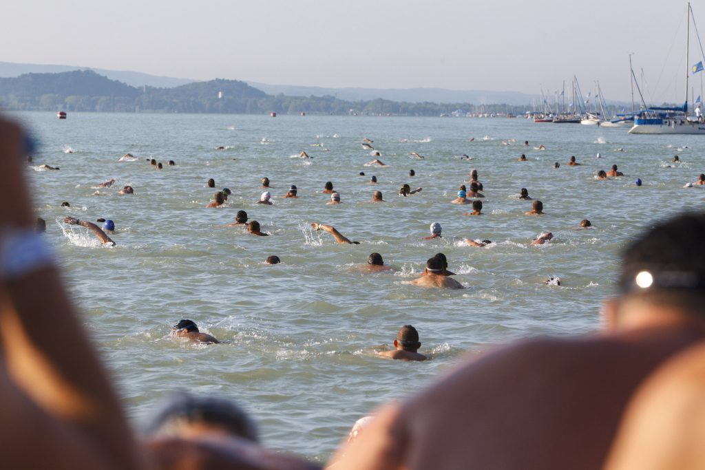 Balaton Cross-Swimming Competition Ends With New Record – Photo Gallery! post's picture