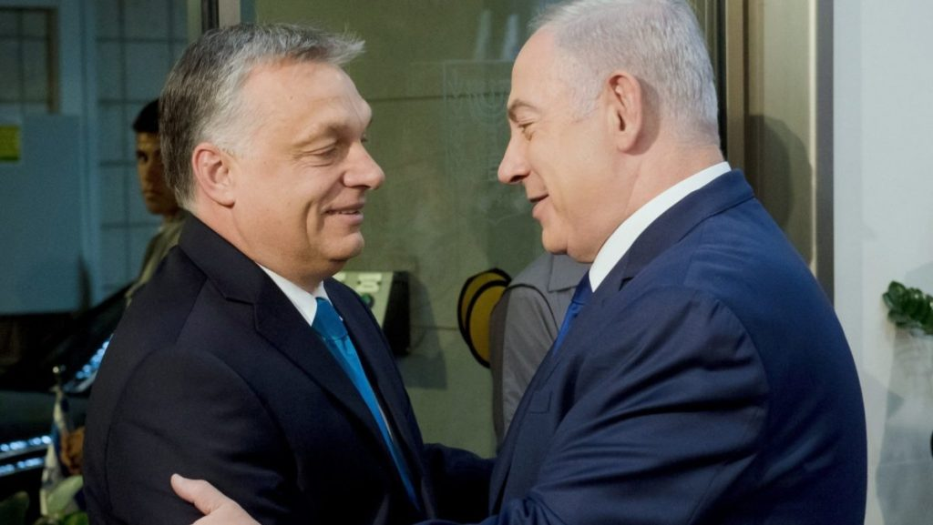 Hungary Blocks Joint EU Statement on US Reversal on West Bank Israeli Settlements post's picture