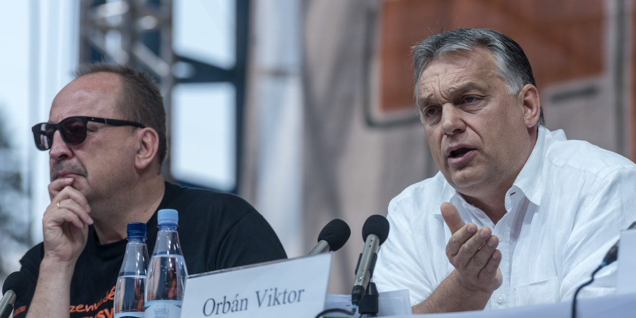 Orbán on Western Europe: There Is Liberalism but Not Democracy post's picture