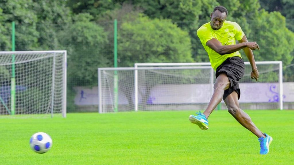 Could Usain Bolt Come Play in Hungary's Mighty NB1? post's picture