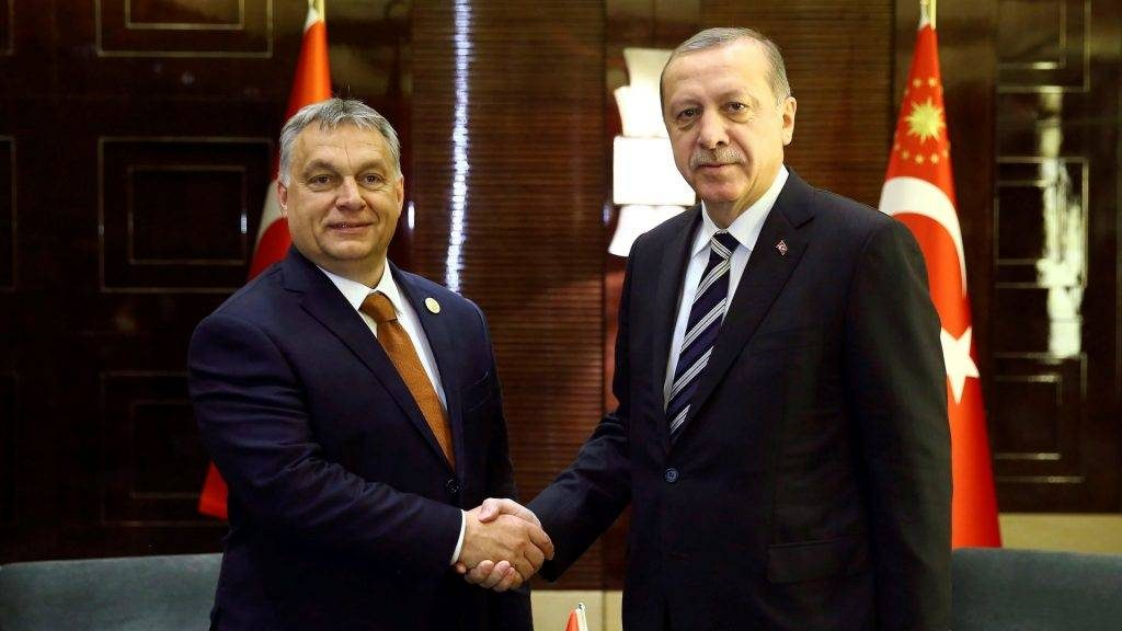 Orbán to Attend Erdogan's Inauguration post's picture