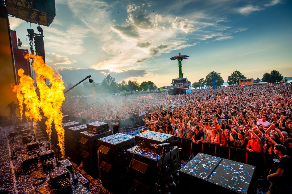 Around 160,000 Visitors Expected to Attend Balaton Sound Festival post's picture