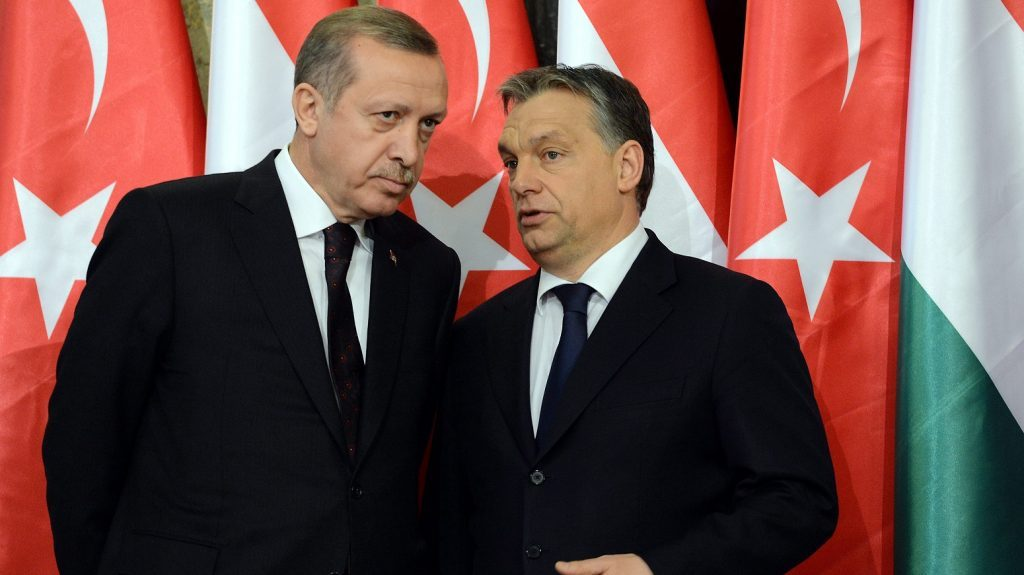 Turkish President Plans Visit to Budapest post's picture