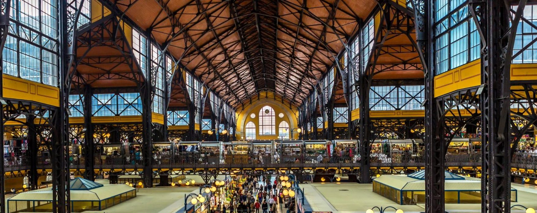 Best of Budapest: 6 Market Halls in the Capital post's picture