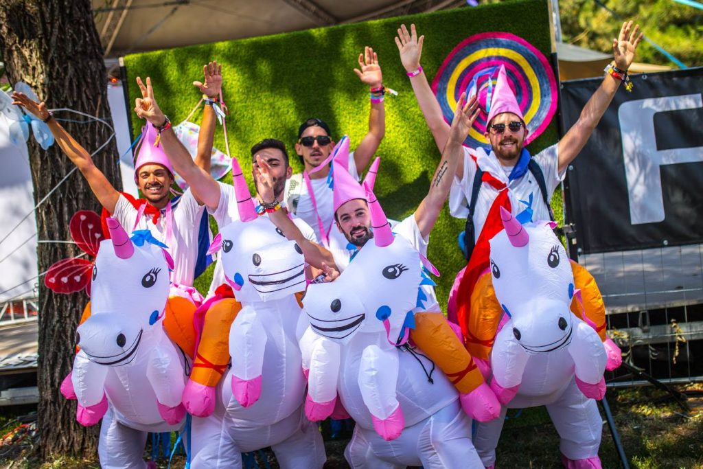 Craziest Outfits of the Sziget Festival – Hungary in Pictures post's picture