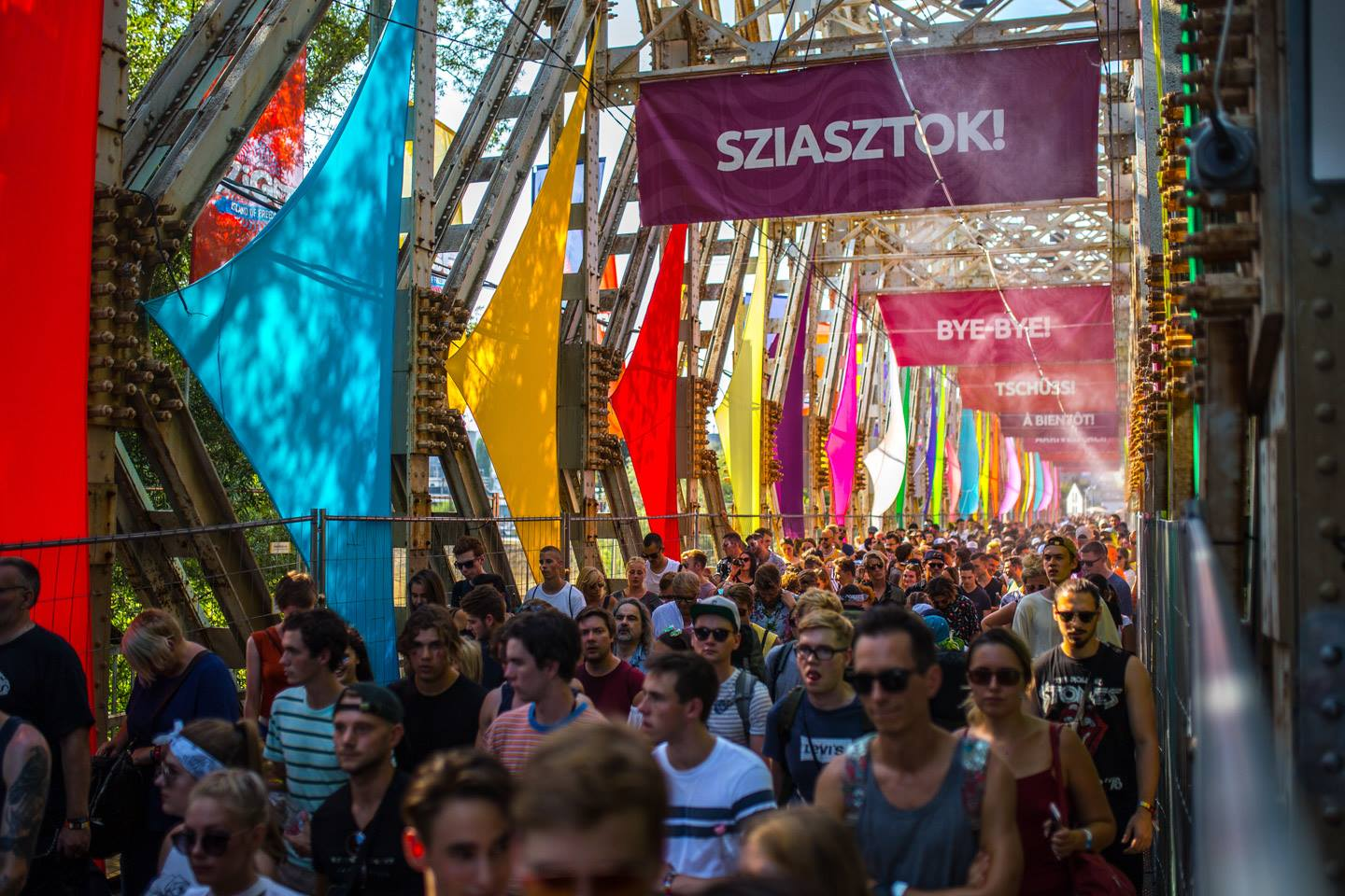 World-Famous Sziget Festival Kicked Off Yesterday – Join Us on the Island of Freedom! post's picture