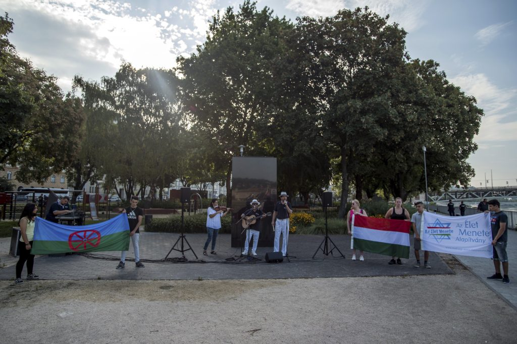 Roma Holocaust Commemorated in Budapest post's picture