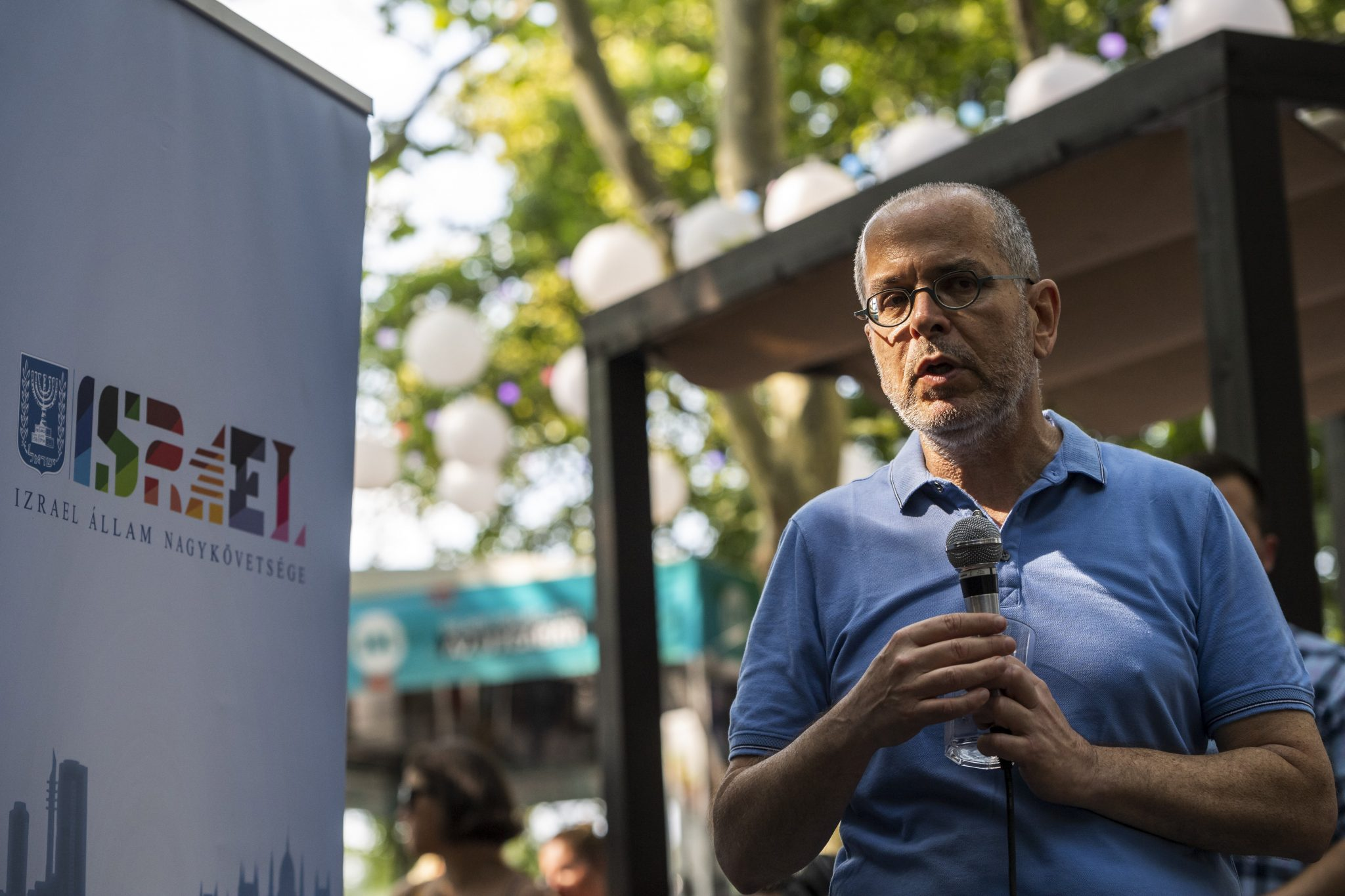 Israel Independence Marked at Sziget Festival post's picture