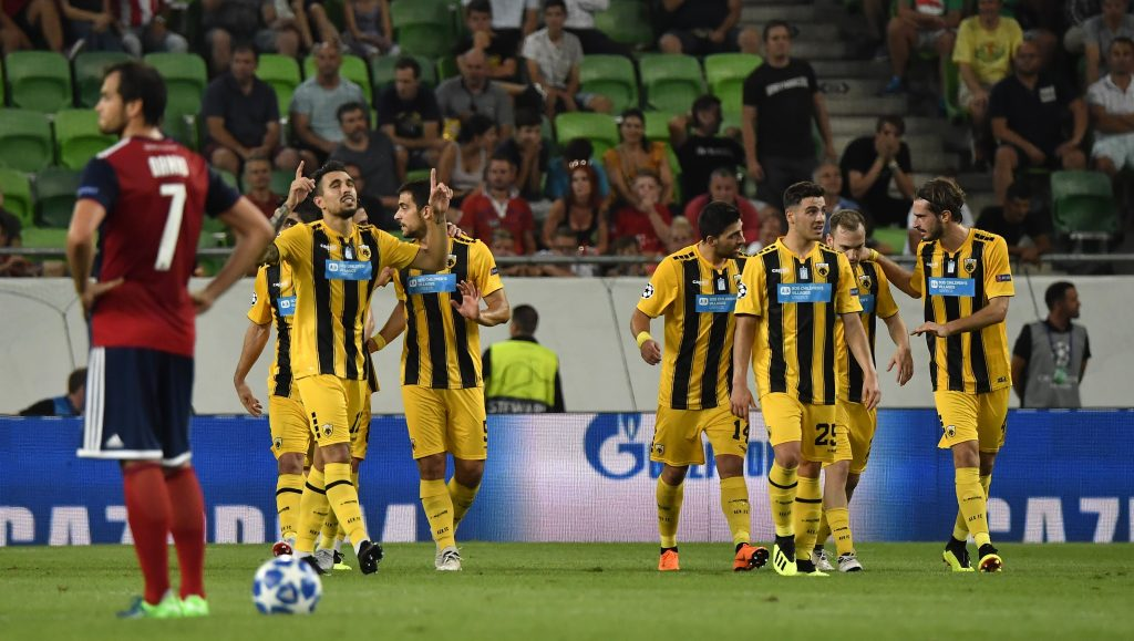 Despite Yesterday's Loss, MOL Vidi is Optimistic About Upcoming Match in Athens post's picture