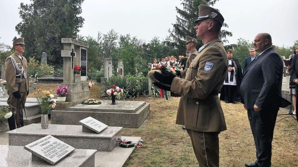 Szilárd Németh: Every Soldier Will Be Honored by Hungarians, Even Those Who Fought Against Us post's picture