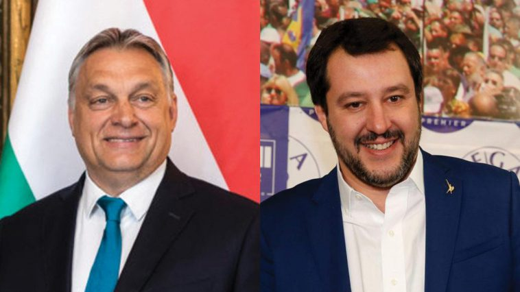 Matteo Salvini Plans Meeting with Viktor Orbán to Find Solutions to the Migration Crisis post's picture