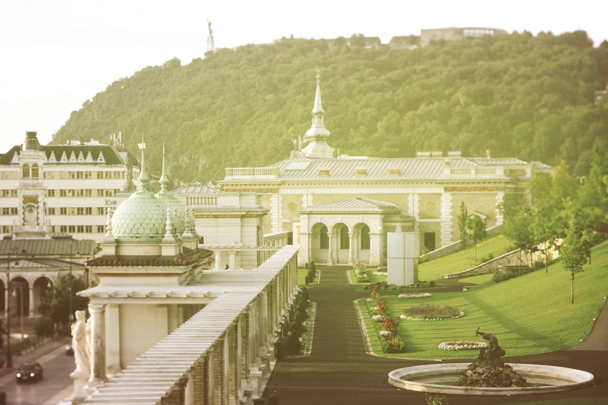 Design Terminal is the First to Bring the Buckingham Palace Startup Competition to Hungary post's picture