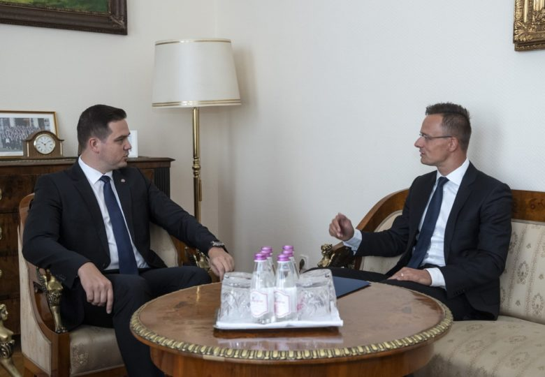 The European Union Should Speed Up Its Enlargement Process, Szijjártó Said On Tuesday post's picture