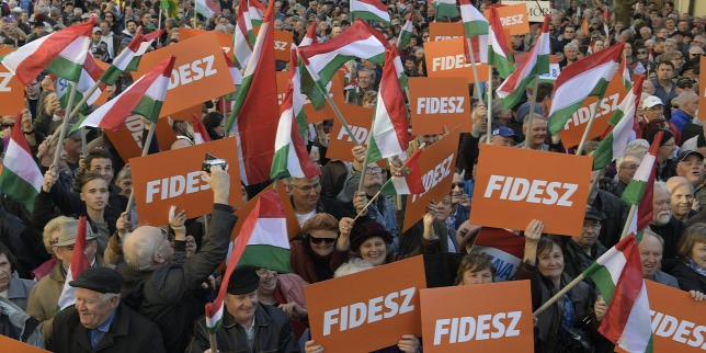 Survey: Hungarian Ruling Parties Widen Lead post's picture