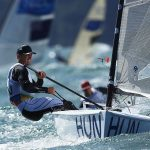 Hungarian Sailor Zsombor Berecz Wins the Finn Gold Cup in Denmark