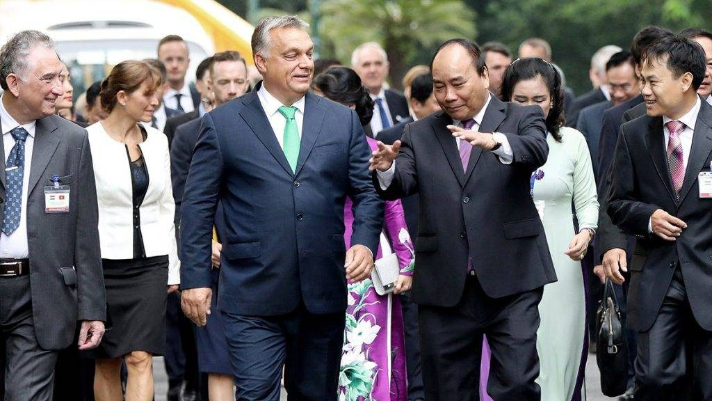 Orbán to Meet Vietnam Communist Party Chief in Sept post's picture