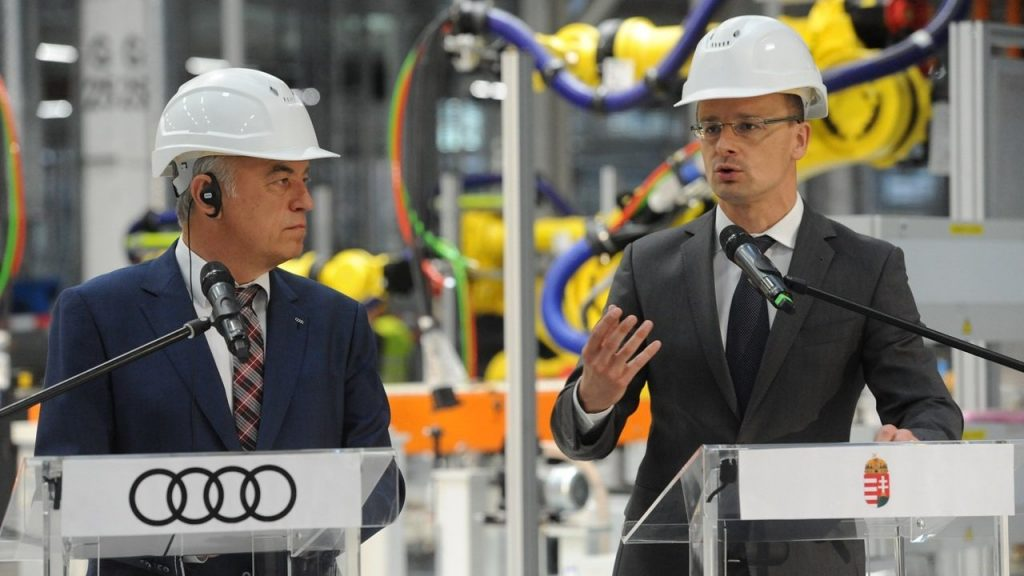 Hungarian Govt Sides with Car Industry Against Environmental Targets post's picture